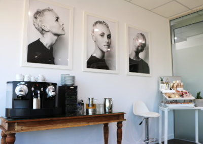 Complimentary Espresso Coffee and Tea at Coco and Newcastle Cosmetic Tattooing
